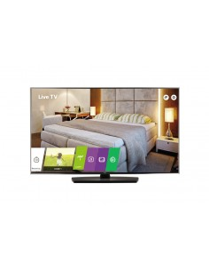 "LG 43UV761H hospitality TV 109.2 cm (43"") 4K Ultra HD 330 cd/m² Smart Black, Blue 20 W Lg 43UV761H - 1"