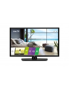 """LG 49LU661H Tv-apparat för hotell 124.5 cm (49"""") Full HD 400 cd/m² Smart-TV Svart 10 W Lg 49LU661H - 1"""