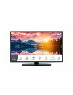 "LG 55UT661H0ZA Tv-apparat för hotell 139.7 cm (55"") 4K Ultra HD 400 cd/m² Smart-TV Svart A 20 W Lg 55UT661H0ZA - 1"
