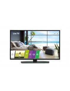 "LG 55UU661H vastaanoton televisio 139.7 cm (55"") 4K Ultra HD 500 cd/m² Älytelevisio Musta 20 W Lg 55UU661H - 1"