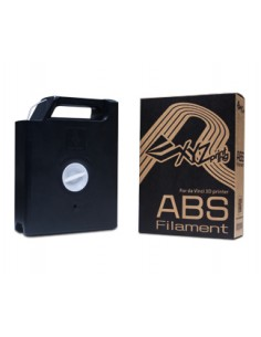 XYZprinting RF10XXEZWK Material för 3D-utskrifter ABS Grön 600 g  RF10XXEZWK - 1