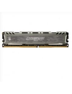 Crucial Ballistix Sport LT 8GB DDR4-2666 muistimoduuli 1 x 8 GB 2666 MHz Ballistix BLS8G4D26BFSBK - 1
