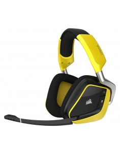 Corsair VOID PRO RGB Wireless SE Premium Kuulokkeet Pääpanta Keltainen Corsair CA-9011150-EU - 1