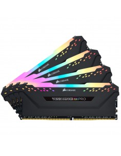 Corsair Vengeance CMW32GX4M4D3600C18 muistimoduuli 32 GB 4 x 8 DDR4 3600 MHz Corsair CMW32GX4M4D3600C18 - 1