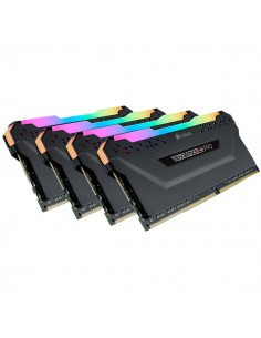 Corsair Vengeance CMW32GX4M4K4000C19 muistimoduuli 32 GB 4 x 8 DDR4 4000 MHz Corsair CMW32GX4M4K4000C19 - 1
