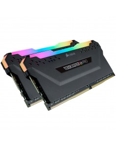 Corsair Vengeance CMW64GX4M2D3600C18 muistimoduuli 64 GB 2 x 32 DDR4 3600 MHz Corsair CMW64GX4M2D3600C18 - 1