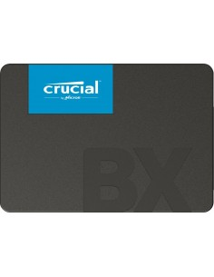 "Crucial BX500 2.5"" 120 GB Serial ATA III QLC 3D NAND Crucial Technology CT120BX500SSD1T - 1"