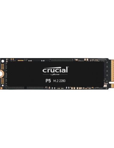 Crucial P5 M.2 2000 GB PCI Express 3.0 3D NAND NVMe Crucial Technology CT2000P5SSD8 - 1