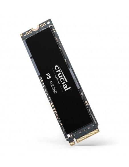 Crucial P5 M.2 2000 GB PCI Express 3.0 3D NAND NVMe Crucial Technology CT2000P5SSD8 - 2