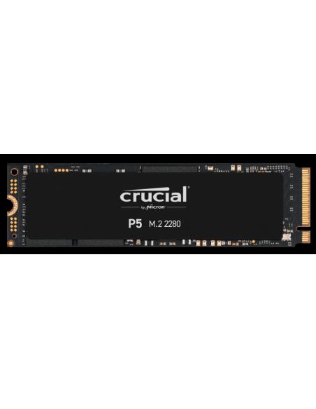 Crucial P5 M.2 2000 GB PCI Express 3.0 3D NAND NVMe Crucial Technology CT2000P5SSD8 - 3