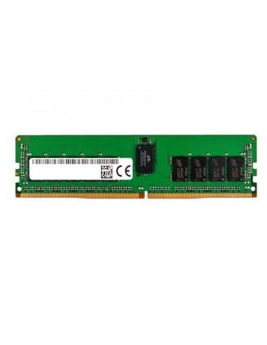 Micron MTA18ASF2G72PZ-3G2E2 memory module 16 GB 1 x DDR4 3200 MHz ECC Crucial Technology MTA18ASF2G72PZ-3G2E2 - 1