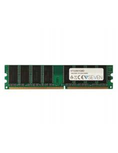 V7 V732001GBD muistimoduuli 1 GB x DDR 400 MHz V7 Ingram Micro V732001GBD - 1