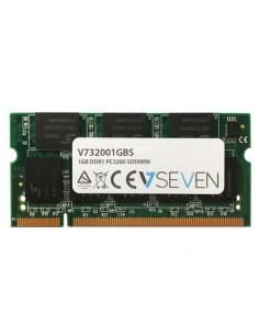 V7 1GB DDR1 PC3200 - 400mhz SO DIMM Notebook Memory Module V732001GBS V7 Ingram Micro V732001GBS - 1