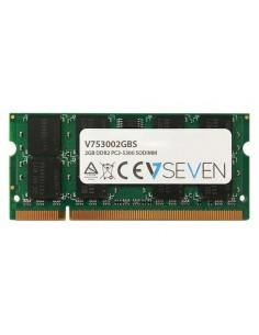 V7 V753002GBS muistimoduuli 2 GB 1 x DDR2 667 MHz V7 Ingram Micro V753002GBS - 1
