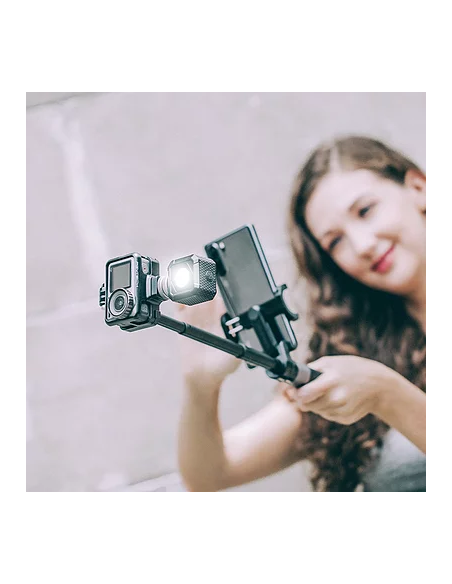 PGYTECH P-GM-118 tripod Action camera 3 leg(s) Black,Silver Pgytech P-GM-118 - 4