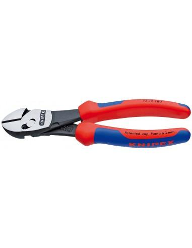 Knipex TwinForce Pihdit viistolla leikkauspinnalla Knipex 73 72 180 - 1