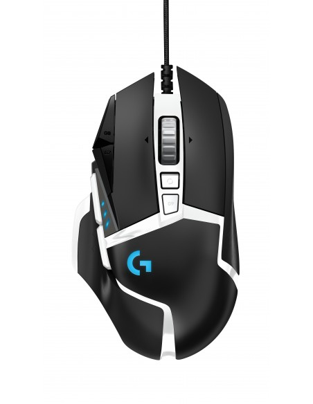 Logitech G G502 SE mouse USB Type-A Optical 16000 DPI Right-hand Logitech 910-005730 - 1