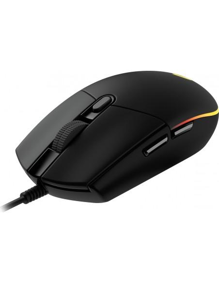 Logitech G G102 LightSync mouse USB Type-A 8000 DPI Logitech 910-005823 - 1