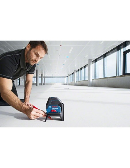Bosch 0 601 066 E00 laser level Line/Point 15 m 650 nm ( Bosch 0601066E00 - 3