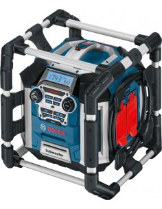 Bosch 0 601 429 600 radio Worksite Blue Bosch 0601429600 - 1