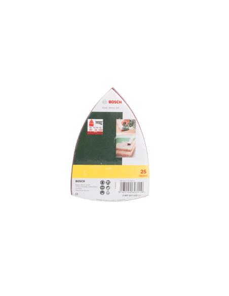 Bosch 2607017112 25 kpl Hiomapaperi Bosch 2607017112 - 2