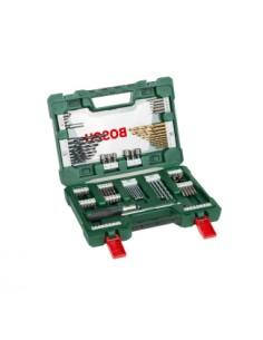 Bosch 2607017195 Poranteräsetti 91 kpl Bosch 2607017195 - 1