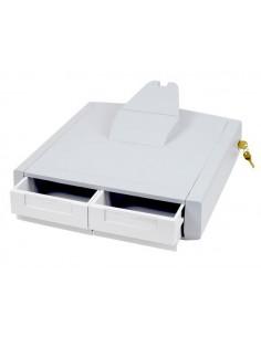 Ergotron 97-988 multimedialaitteiden kärryjen lisävaruste Harmaa, Valkoinen Laatikko Ergotron 97-988 - 1