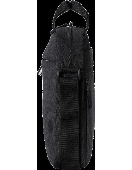 "HP 1X645AA notebook case 39.6 cm (15.6"") Briefcase Black Hp 1X645AA - 4"