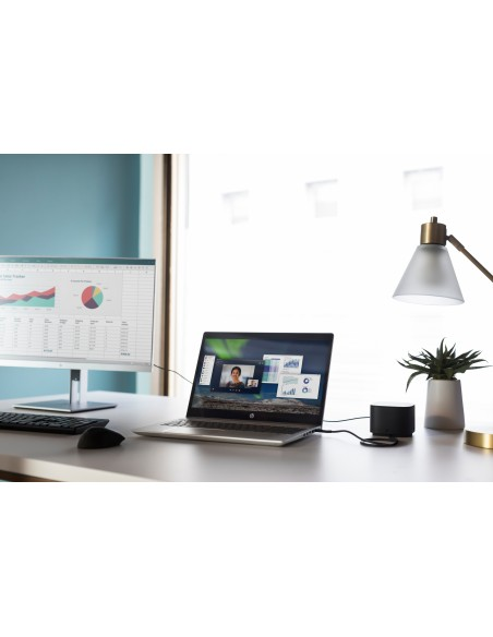 HP USB Fingerprint mouse Ambidextrous Type-A Hp 4TS44AA - 7