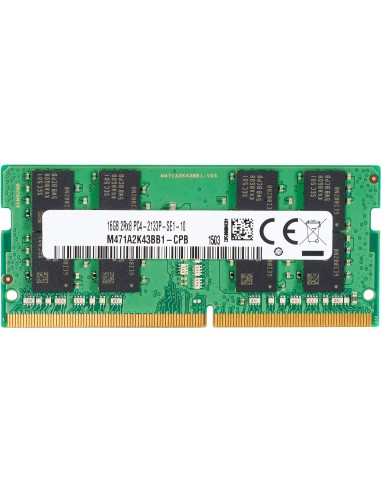 HP 4 GB 2666 MHz DDR4 Memory Hp 4VN05AA#AC3 - 1