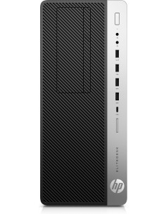 HP EliteDesk 800 G5 9. sukupolven Intel® Core™ i7 i7-9700 32 GB DDR4-SDRAM 512 SSD Musta Tower PC Hp 7PF15EA#UUW - 1