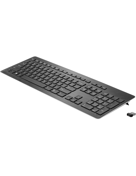 HP Z9N41AA näppäimistö Langaton RF Musta Hp Z9N41AA#UUW - 2