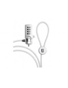 Multibrackets M Security Cable 4 Wheel Combination Lock Multibrackets 7350022730571 - 1