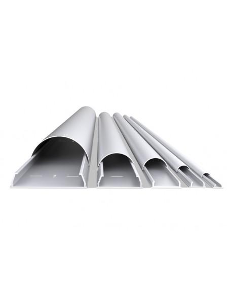Multibrackets 1172 kabelskydd Sladdhantering Vit Multibrackets 7350022731172 - 5