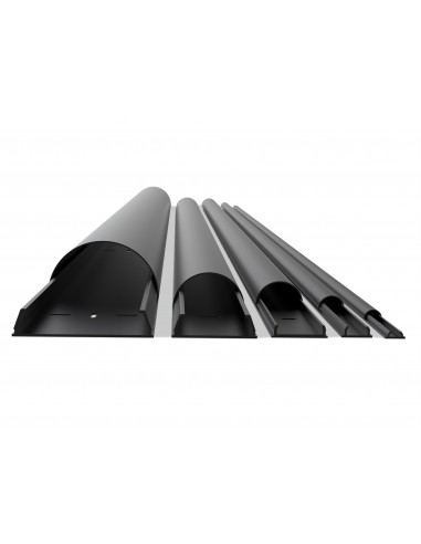 Multibrackets M Universal Cable Cover Black 33mm-W 1600-L Multibrackets 7350022731318 - 1