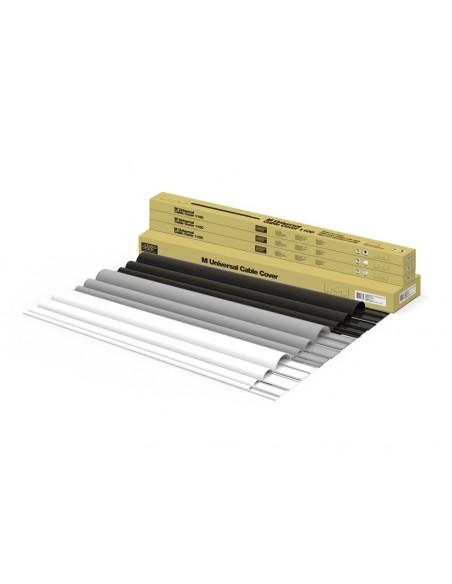 Multibrackets M Universal Cable Cover Black 33mm-W 1600-L Multibrackets 7350022731318 - 8