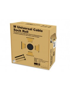 Multibrackets M Universal Cable Sock Roll Silver 20mm-W 50m-L Multibrackets 7350022732445 - 1