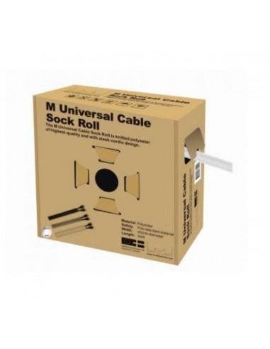 Multibrackets 7350022732490 Cable organizer sock White Multibrackets 7350022732490 - 1