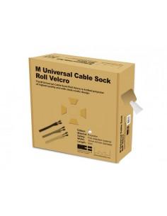 Multibrackets 2865 kaapelinjärjestäjä Kaapelisukka Valkoinen 1 kpl Multibrackets 7350022732865 - 1