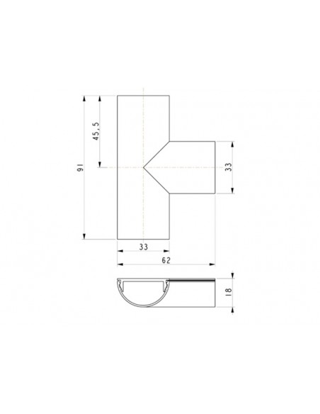 Multibrackets MUL1095 Multibrackets 7350022733169 - 5