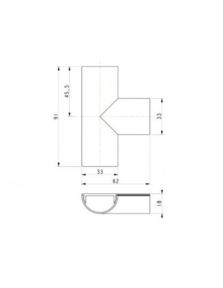 Multibrackets MUL1295 Multibrackets 7350022733176 - 5