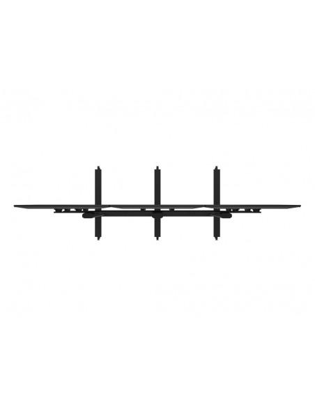 """Multibrackets 9727 kyltin näyttökiinnike 139.7 cm (55"""") Musta Multibrackets 7350022739727 - 12"""