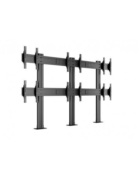 """Multibrackets 9727 kyltin näyttökiinnike 139.7 cm (55"""") Musta Multibrackets 7350022739727 - 15"""