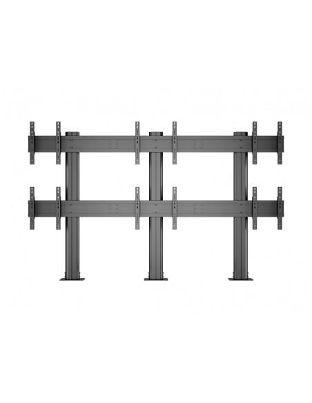 "Multibrackets M Public Video Wall Stand 6-Screens 40-55"" Black Multibrackets 7350022739727 - 16"