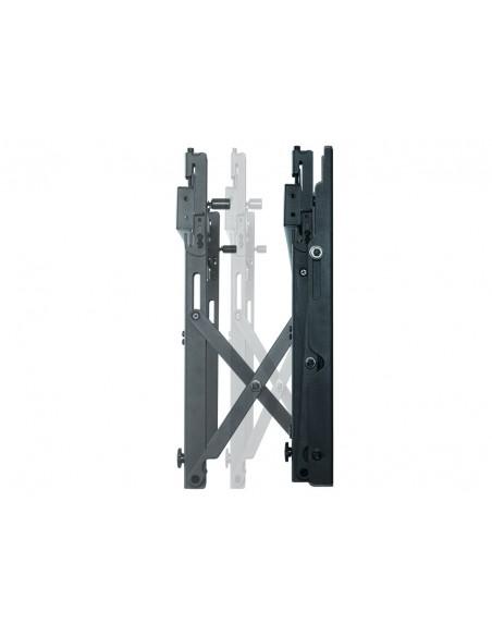 Multibrackets M Public Video Wall Mount Push Rail 450mm Multibrackets 7350073730537 - 6