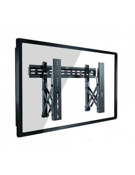 Multibrackets M Public Video Wall Mount Push Rail 450mm Multibrackets 7350073730537 - 7