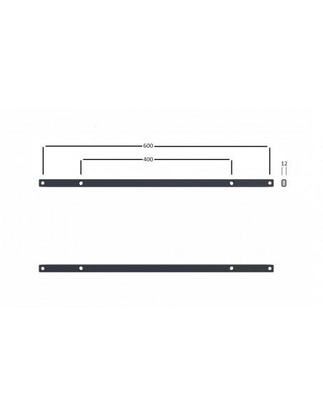 Multibrackets 0575 monitorikiinnikkeen lisävaruste Multibrackets 7350073730575 - 6