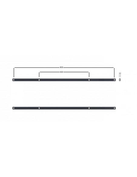 Multibrackets M Extender kit Push HD 800x400 Multibrackets 7350073730582 - 6
