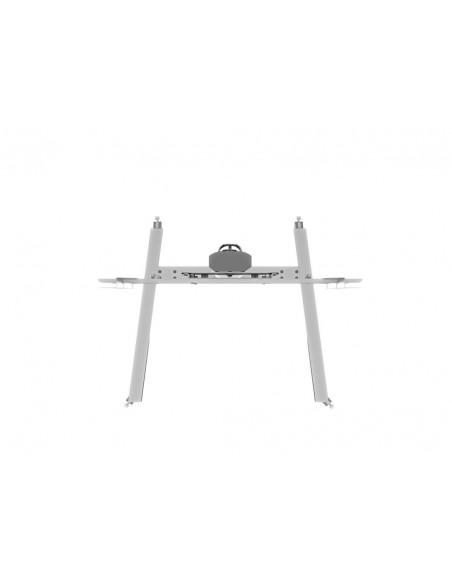 """Multibrackets 0636 kyltin näyttökiinnike 160 cm (63"""") Hopea Multibrackets 7350073730636 - 6"""
