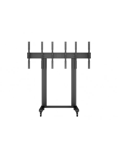 """Multibrackets 1800 kyltin näyttökiinnike 139.7 cm (55"""") Musta Multibrackets 7350073731800 - 2"""
